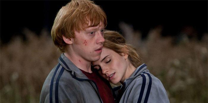 """""""Harry Potter""""-Star Rupert Grint: Der Filmkuss mit Emma war schrecklich!"""