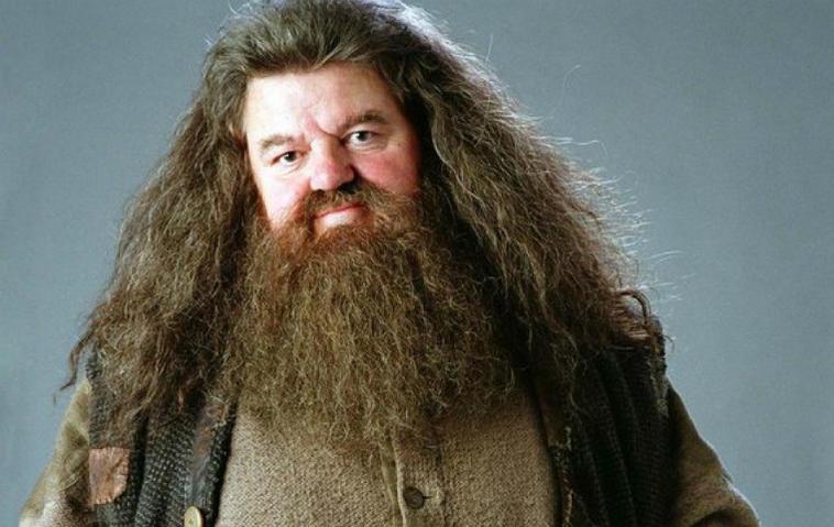 """So sieht Hagrid aus """"Harry Potter"""" heute aus!"""