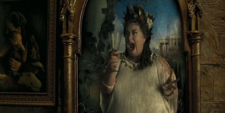 "Dawn French verkörperte die ""Fette Dame"" in ""Harry Potter"""