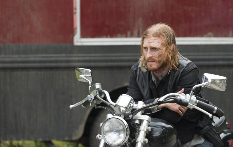 "Dwight bei ""The Walking Dead"""