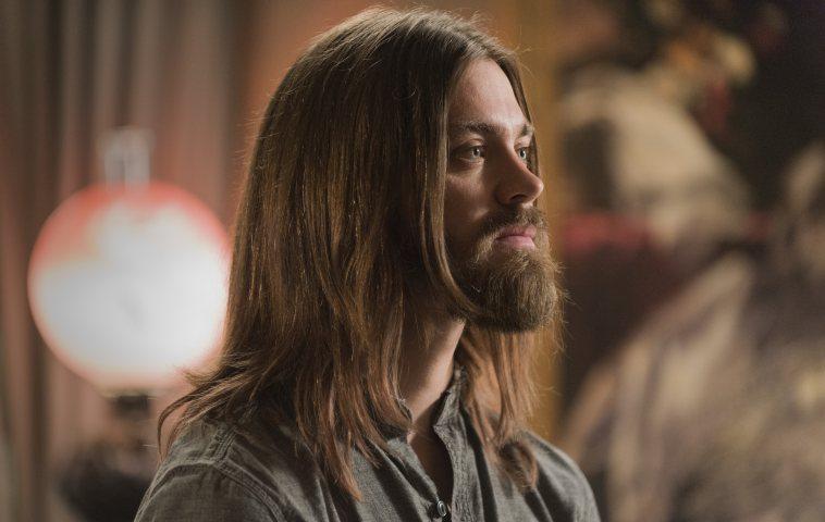 """""""The Walking Dead"""" Jesus"""