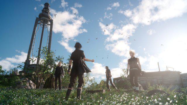 Final Fantasy Welt