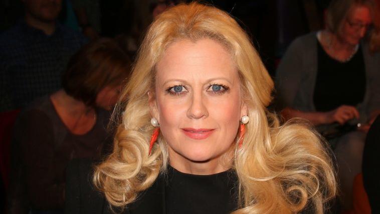 Barbara Schöneberger in der NDR Talk Show