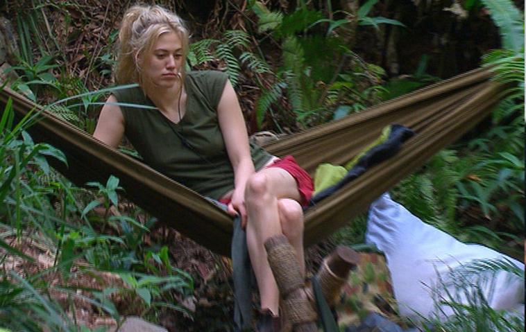 Larissa Marolt war im Dschungelcamp 2014 die Drama-Queen