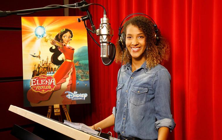 """Avelina Boateng im Interview zur neuen Disney-Serie """"Elena"""