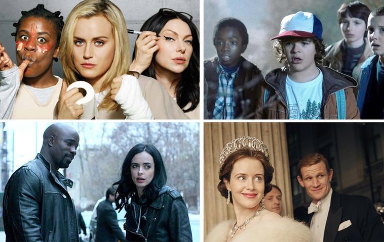 Die 20 beliebtesten Netflix-Serien | Platz 1 überrascht uns alle!