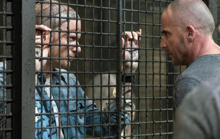 Prison Break - Resurrection: Es wird hart im Gefängnis!