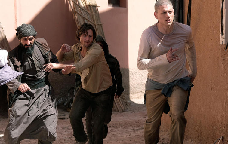 """Prison Break"", Staffel 5: Action-reiche Serien-Neuauflage"