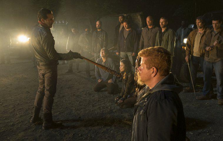 """The Walking Dead"" Negan"