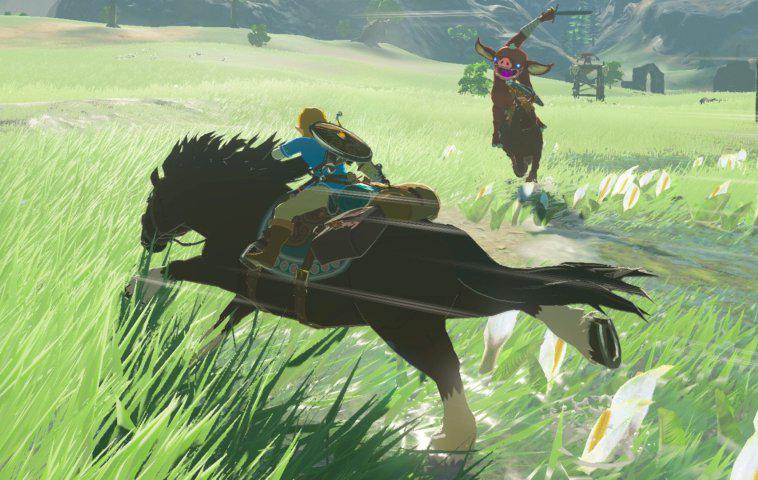 """""""The Legend of Zelda: Breath of the Wild"""""""
