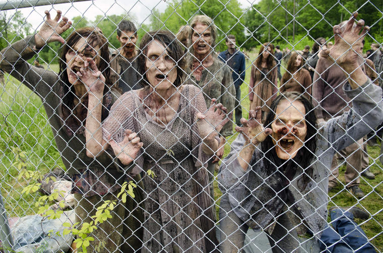 "Die ""The Walking Dead""-Zombies, Staffel 4"