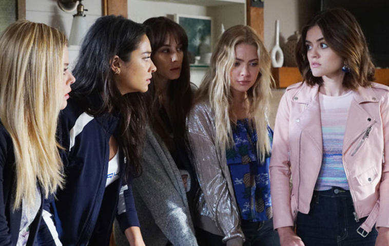 """Pretty Little Liars"", Staffel 7, Folge 11: Es ist ""Playtime!"""
