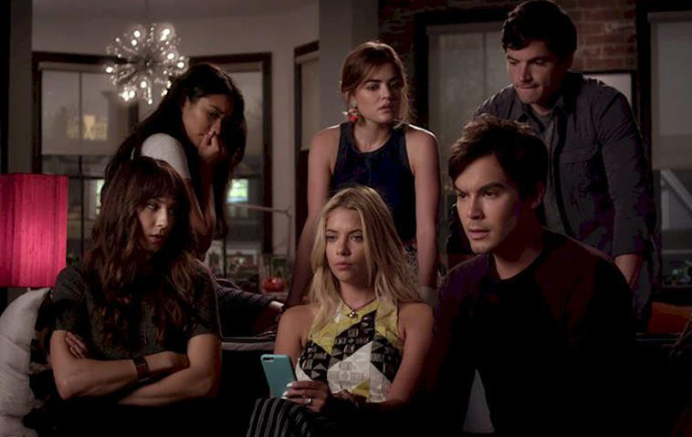 Pretty Little Liars Staffel 7 schauen