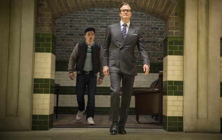 "Kingsman ""The Golden Circle"""