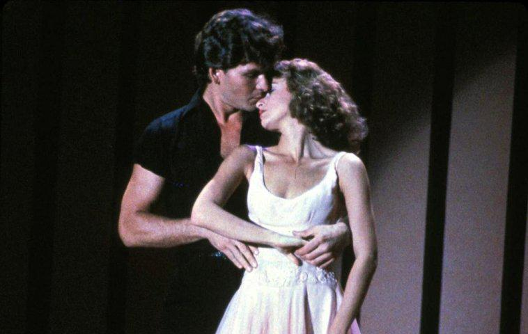 """Dirty Dancing"" Patrick Swayze"