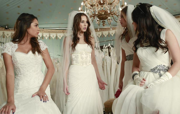 Pretty Little Liars Staffel 7 Folge 13