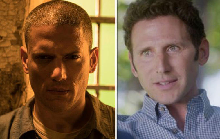 Prison Break: Michael vs. Poseidon