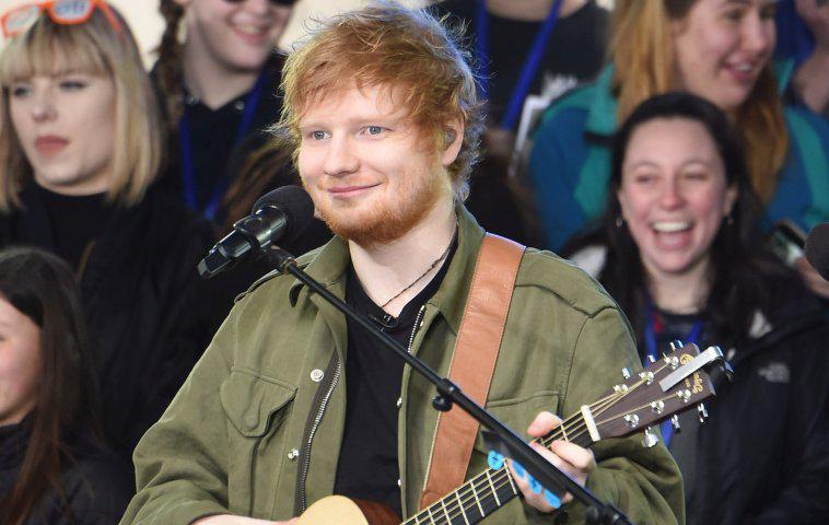 """Game of Thrones"" Staffel 7 Ed Sheeran"