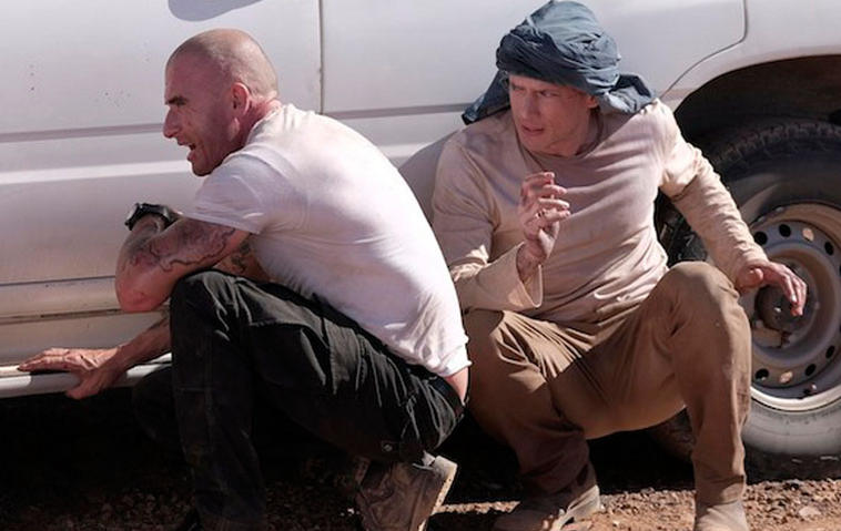Prison Break-Staffel 5, Folge 6