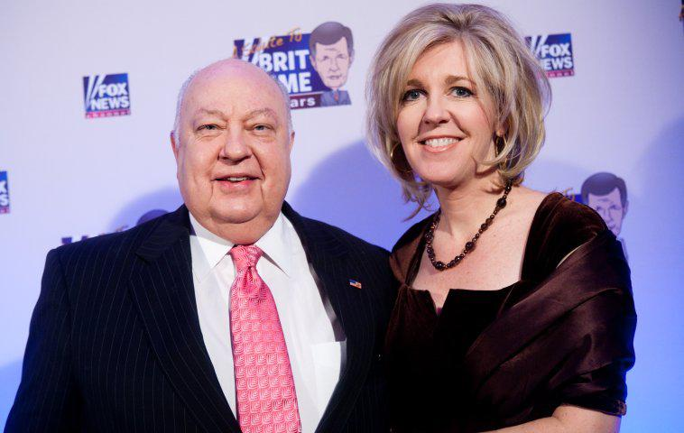 """Fox News"" Chef Roger Ailes"