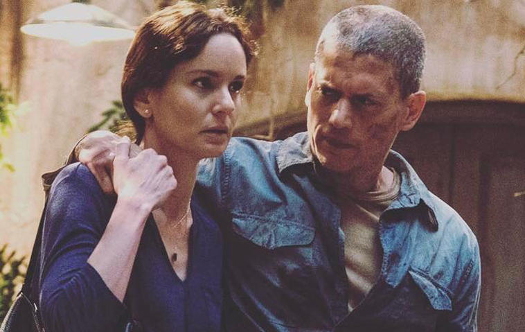 Prison Break: Sara und Michael wieder vereint!