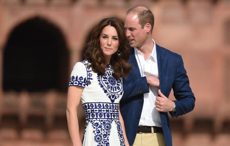 Prinz William Herzogin Kate