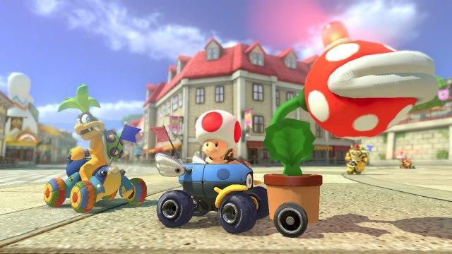 Mario Kart 8 Szenenbild
