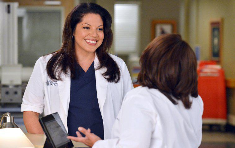 Grey's Anatomy Callie