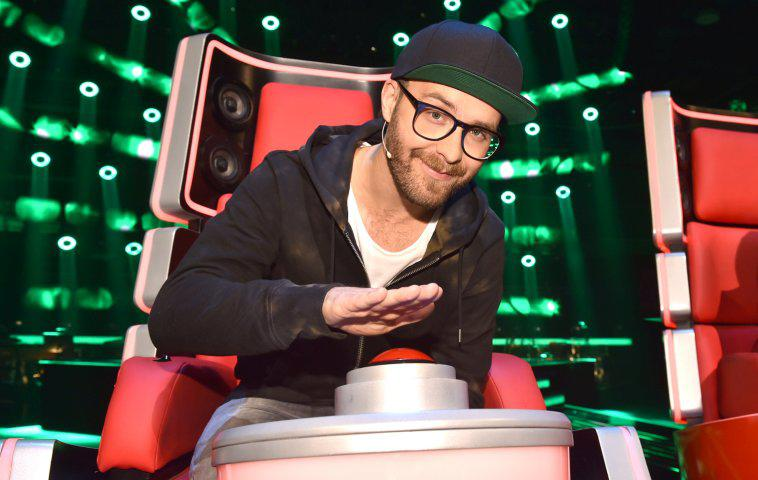 "Mark Forster bei ProSieben ""The Voice"""