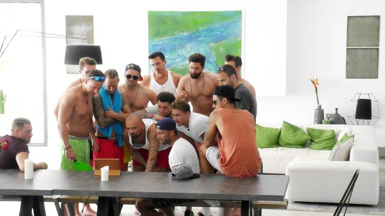 Bachelorette: Boys