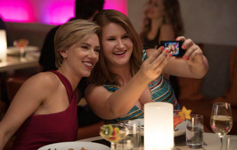 "Scarlett Johansson in ""Girls' Night Out"""