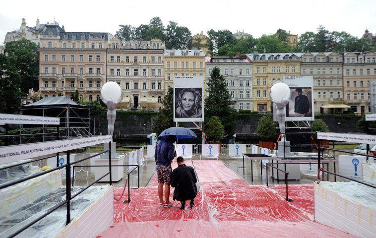 Mood at the 52th Karlovy Vary International Film Festival