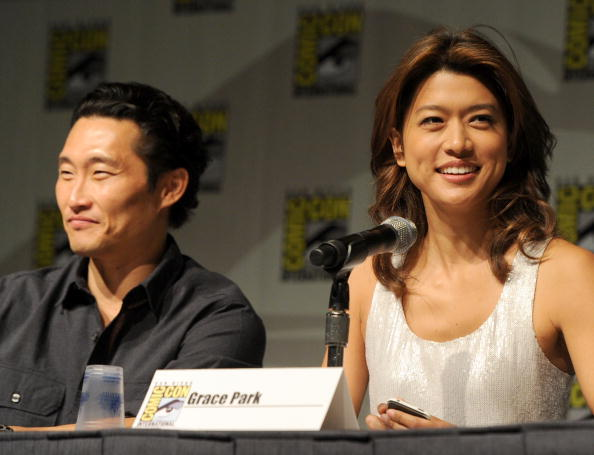 """Hawaii-Five-0"": Grace Park und Daniel Dae Kim"