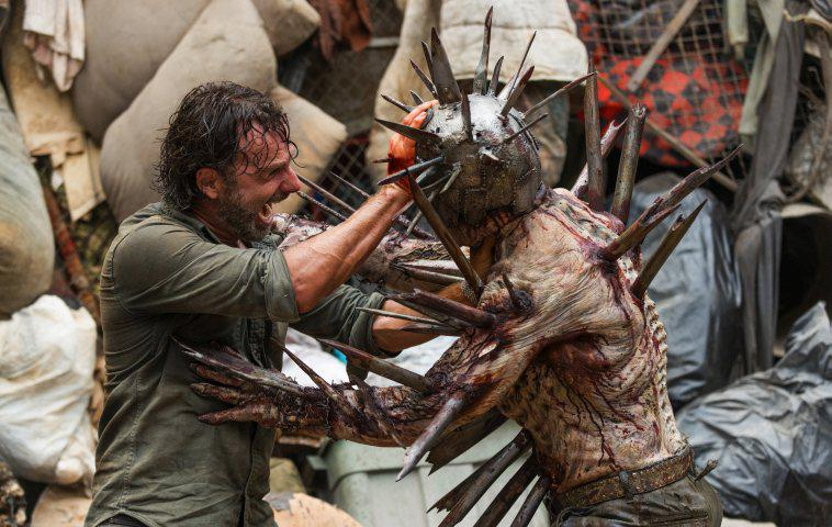 """""""The Walking Dead"""" Staffel 7 Comeback"""