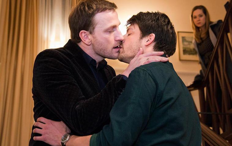 Sturm der Liebe, schwules Paar