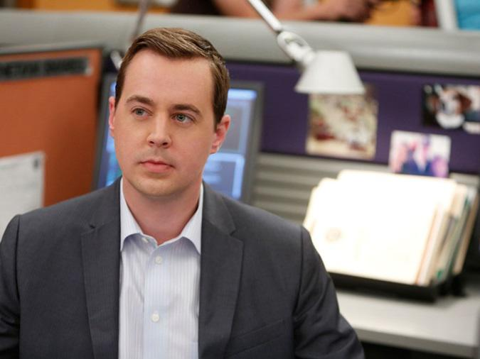 McGee (Sean Murray) aus NCIS