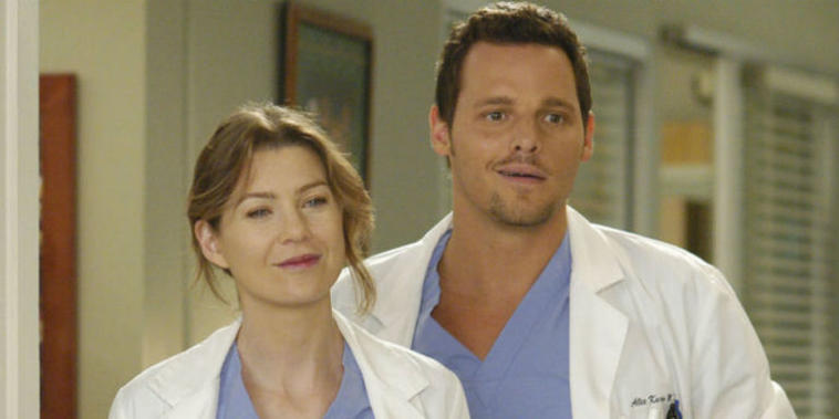 Grey's Anatomy: Meredith und Alex