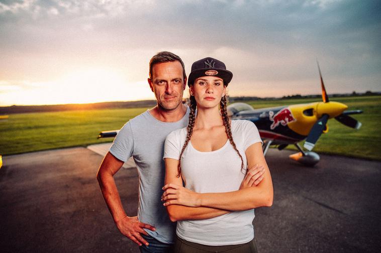 Betty Taube Matthias Dolderer Red Bull Air Race