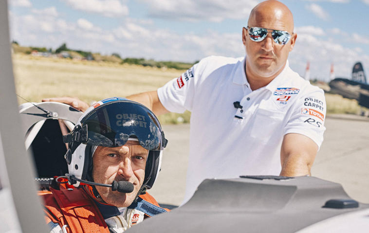 Red bull Air Race: Matthias Dolderer