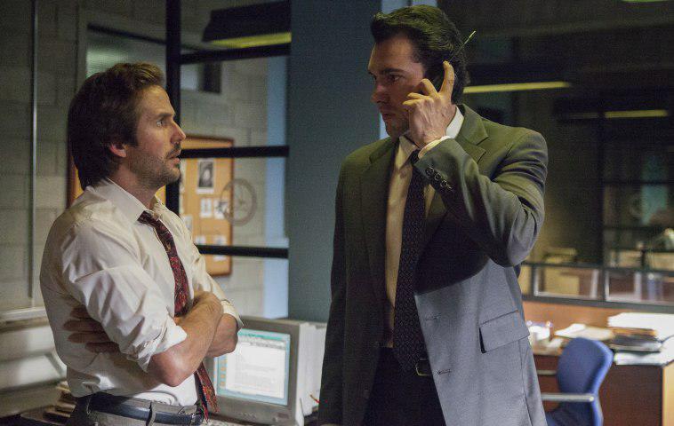 Narcos Season 3 Michael Stahl-David Matt Whelan