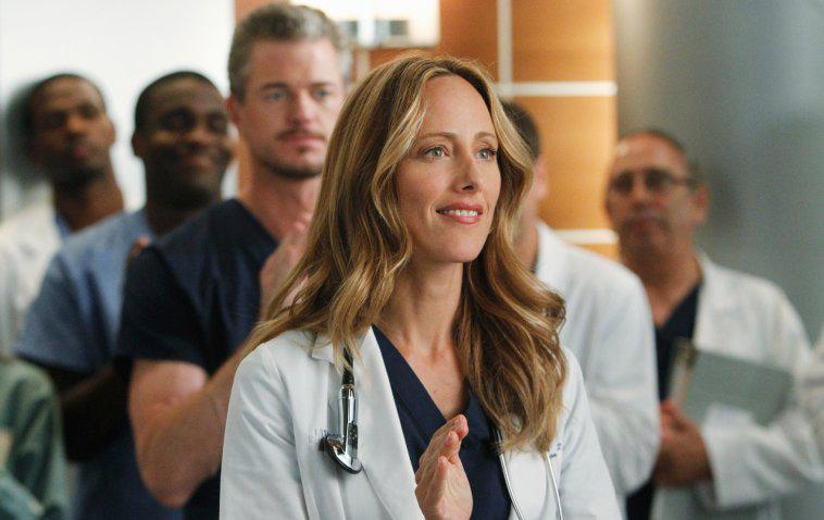 Grey's Anatomy Teddy Altman