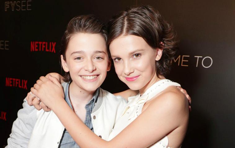 """""""Stranger Things"""": Das verraten Millie Bobby Brown und Noah Schnapp über Staffel 2"""
