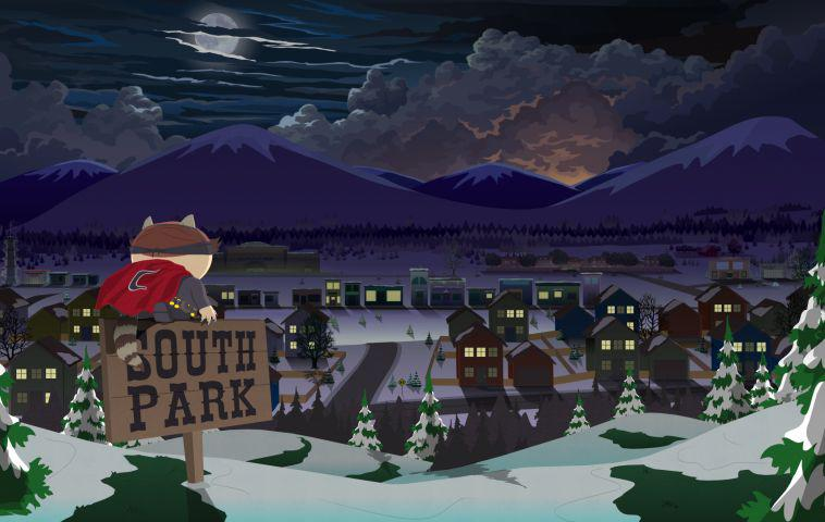 South Park Fractured Artwork