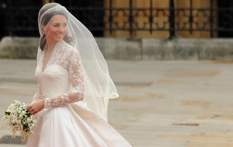Herzogin Kate: Hier gibt es ihr Hochzeitskleid zu kaufen