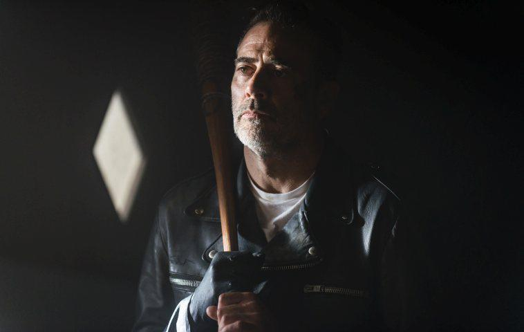The Walking Dead Negan 801