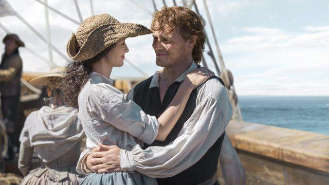 Outlander Jamie Claire Staffel 3