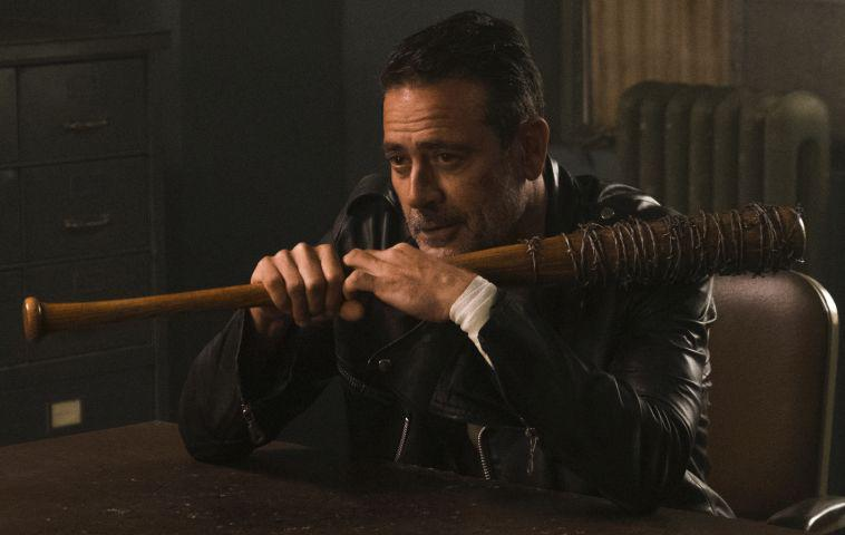The Walking Dead AMC Negan