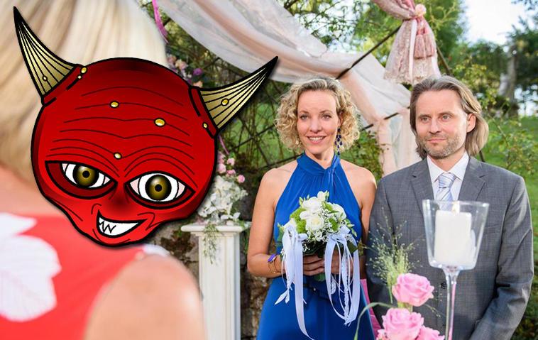 Natascha und Michael sind verheiratet