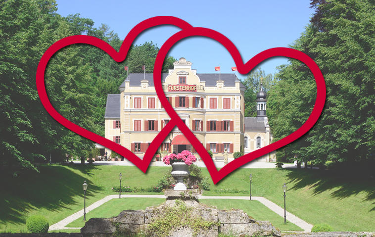 Die Liebe klopft wieder an den Fürstenhof.
