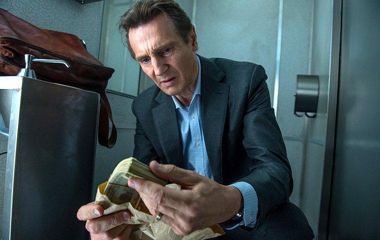 Commuter Liam Neeson